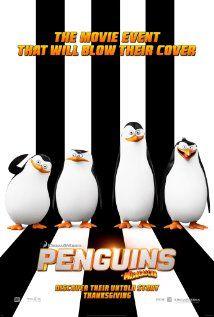 A Madagaszkár pingvinjei (2014) online film