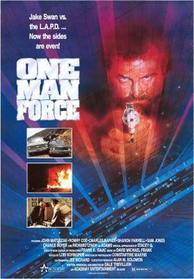 A magányos erő (One Man Force) (1989) online film