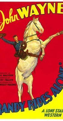 A magányos lovas (1934) online film