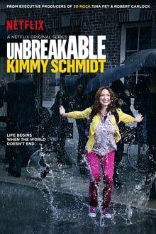 A megtörhetetlen Kimmy Schmidt 1. évad (2015) online sorozat
