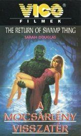 A mocsárlény visszatér (1989) online film