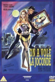 A Mona Lisa tolvaja (1966) online film