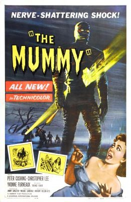 A múmia (1959) online film