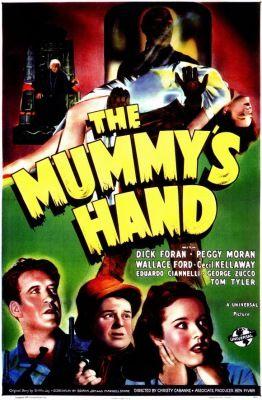 A múmia bosszúja (1940) online film