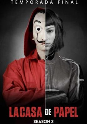 A nagy pénzrablás (Money Heist) 2. évad (2018) online sorozat