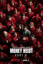 A nagy pénzrablás (Money Heist) 4. évad (2017) online sorozat