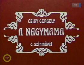 A nagymama (1986) online film
