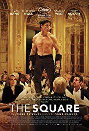 A négyzet (2017) online film