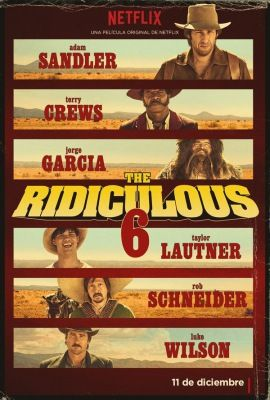 The Ridiculous 6 (2015) online film