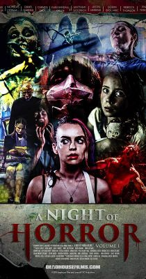 A Night of Horror Volume 1 (2015) online film