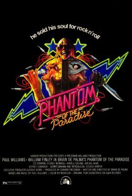 A paradicsom fantomja (1974) online film
