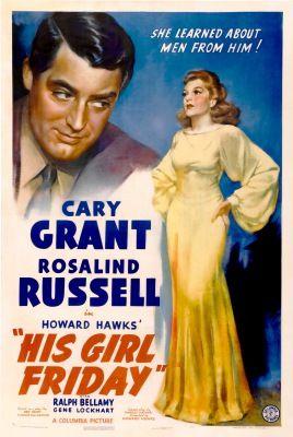 A pénteki barátnő / A nagy sztori (1940) online film