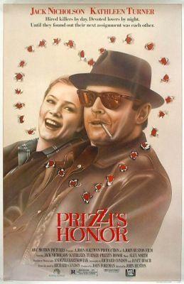 A Prizzik becsülete (1985) online film