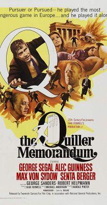 A Quiller jelentés (1966) online film