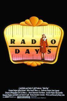 A rádió aranykora (1987) online film