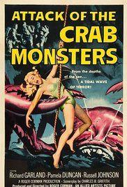 A rákszörnyek támadása (1957) online film