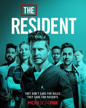 A Rezidens 5. évad (2021) online sorozat