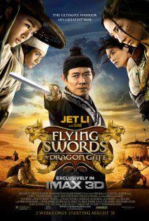 A Sárkánykapu repülő kardjai (2011) online film