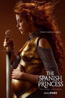 A spanyol hercegnő 2. évad (2020) online sorozat