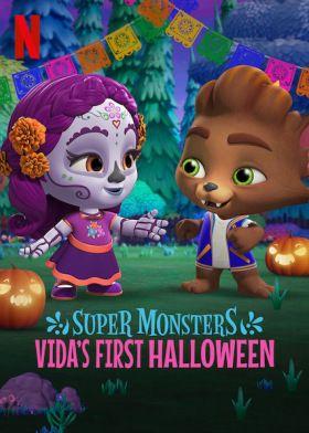 A szuperszörnyecskék: Vida első Halloweenje (2019) online film