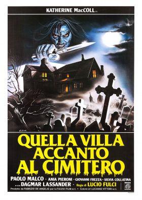 A temetőre épült ház (1981) online film