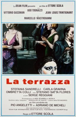 A terasz (1980) online film
