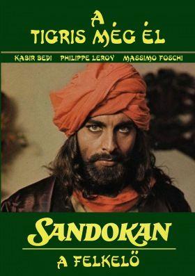 A tigris még él: Sandokan, a felkelő (1977) online film