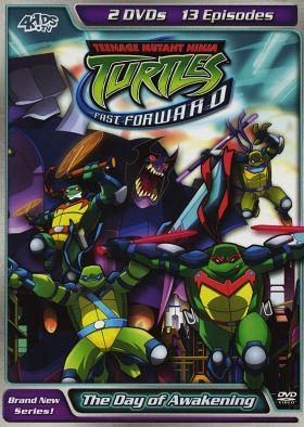A tini nindzsa teknőcök - A jövő kalandorai 1. évad (2006) online sorozat