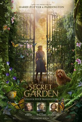 A titkos kert (2020) online film