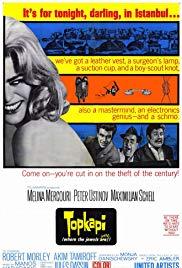 A Topkapi kincse (1964) online film