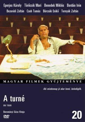 A turné (1993) online film