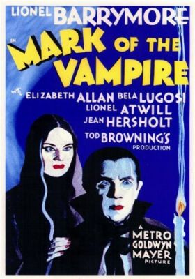 A vámpír jele - Vámpírasszony (1935) online film