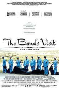 A zenekar látogatása (2007) online film