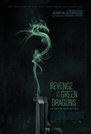 A Zöld Sárkányok Bosszúja (2014) online film