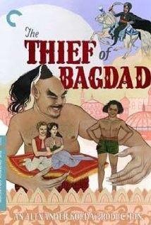 A bagdadi tolvaj (1940) online film