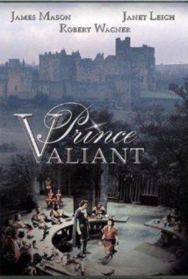 A bátor herceg (1954) online film