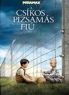 A csíkos pizsamás fiú (2008) online film