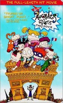 A fecsegő tipegők Párizsban (2000) online film