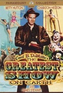 A földkerekség legnagyobb show-ja (1952) online film