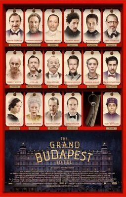 A Grand Budapest Hotel (2014) online film