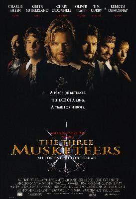 A három testőr (1993) online film