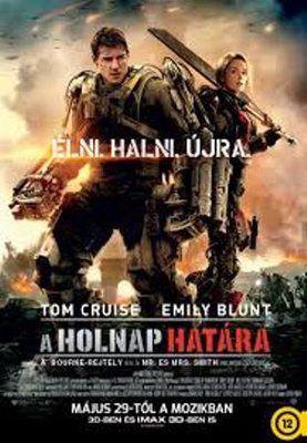 A holnap határa (2014) online film