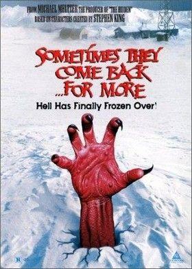 Stephen King: A kárhozottak visszatérnek (1998) online film