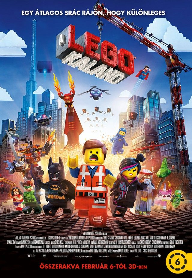 A lego kaland (2014)