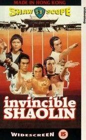 A legy�zhetetlen Shaolin (1978)