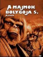 A majmok bolygója V. - A csata (1973) online film