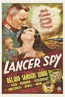 A monoklis kém (1937) online film