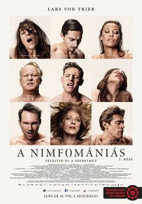 A nimfomániás - 2. rész (2013) online film