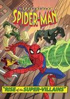 A Pókember legújabb kalandjai 1. Évad (2008) online sorozat