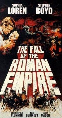 A Római Birodalom bukása (1964) online film